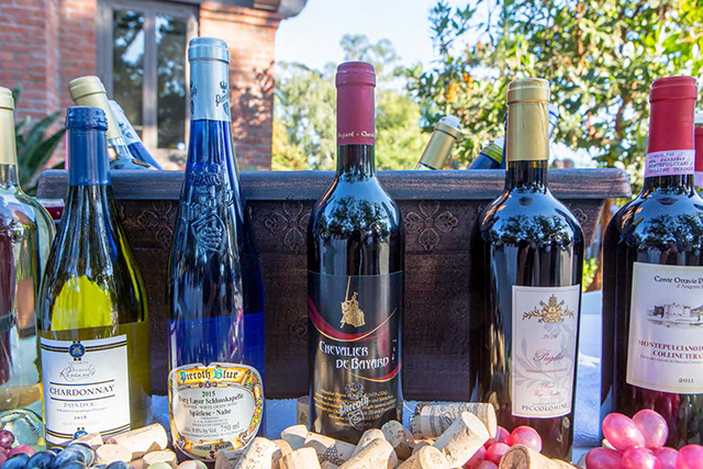 Home Start's Hallo-Wine Fall Fest