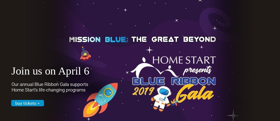 2019 Home Start Blue Ribbon Gala