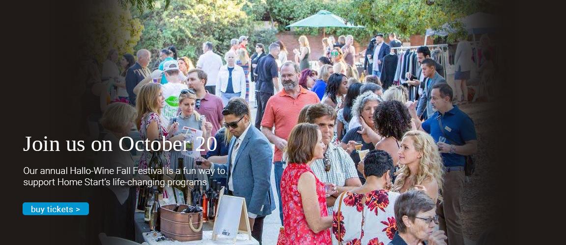 Home Start's Annual Hallo-wine Fall Festival