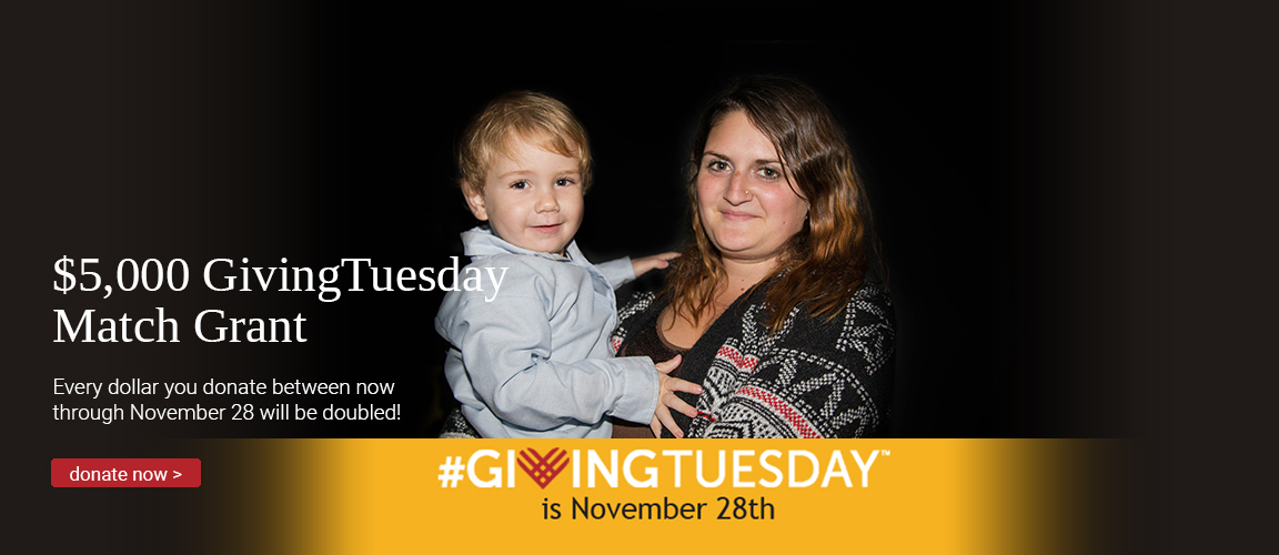 Home Start's Giving Tuesday $5,000 Match Grant