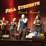 Dance to Full Strength Funk Band at Our Blue Ribbon Gala